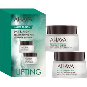 ahava-gesichtspflege-beauty-before-age-ultimate-lifting-kit-uplift-day-cream-spf20-15-ml-uplift-nght-cream-15-ml-1-stk-
