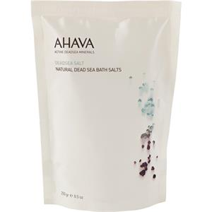 Ahava - Deadsea Salt - Dead Sea Badesalz