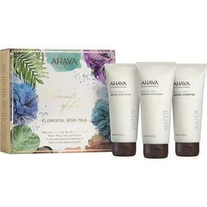 Ahava - Deadsea Water - Elements Of Love Elemental Body Trio