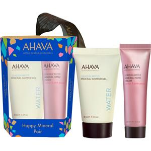 Ahava - Deadsea Water - Happy Mineral Pair