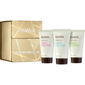 Ahava - Deadsea Water - Magnificent Mineral Trio