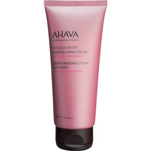 Ahava - Deadsea Water - Mineral Hand Cream - Cactus & Pink Pepper