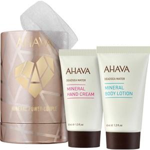 Ahava - Deadsea Water - Mineral Power Couple