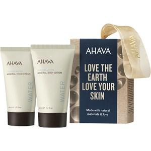 Ahava - Deadsea Water - Naturally Beautiful Hand & Body Geschenkset