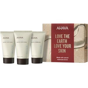 Ahava - Deadsea Water - Naturally Refreshing Trio Geschenkset