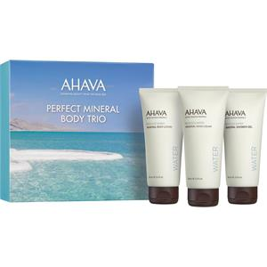 Ahava - Deadsea Water - Perfect Mineral Body Trio