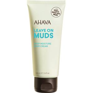 Ahava - Leave On Muds - Deep Moisture Body Cream