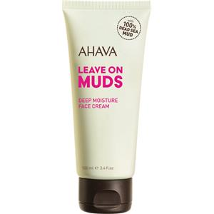Ahava - Leave On Muds - Deep Moisture Face Cream