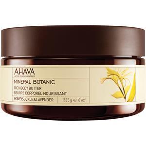 Ahava - Mineral Botanic - Honeysuckle & Lavender Rich Body Butter