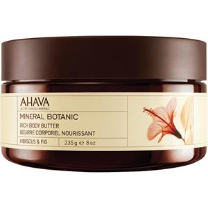 Ahava - Mineral Botanic - Hibiscus & Fig Body Butter