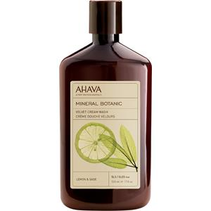 Ahava - Mineral Botanic - Lemon & Sage Shower Cream