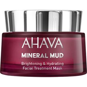 Ahava - Mineral Mud - Brightening & Hydrating Facial Treatment Mask