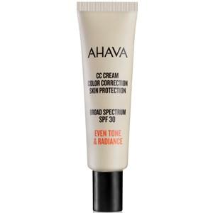 Ahava - Mineral Radiance - CC Cream SPF 30