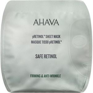 Ahava - Safe Retinol - pRetinol Sheet Mask