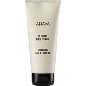 Ahava - Superfood - Kale & Turmeric Renewal Body Peeling