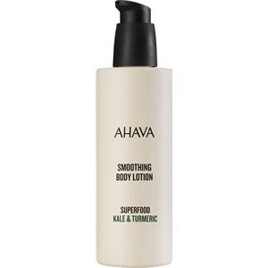 Ahava - Superfood - Kale & Turmeric Smoothing Body Lotion