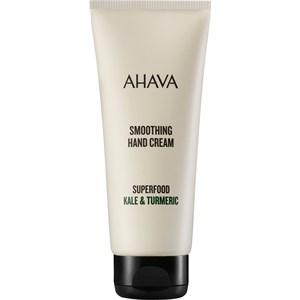 Ahava - Superfood - Kale & Turmeric Smoothing Hand Cream