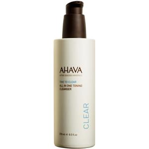 Ahava - Time To Clear - All in One Toning Cleanser
