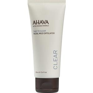 Ahava - Time To Clear - Facial Mud Exfoliator