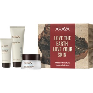 Ahava - Time To Clear - Naturally Replenished Geschenkset