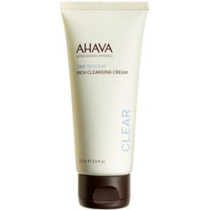 Ahava - Time To Clear - Rich Cleansing Cream