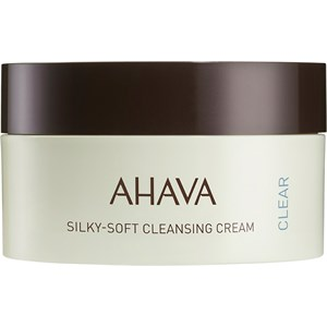 Ahava - Time To Clear - Silky-Soft Cleansing Cream