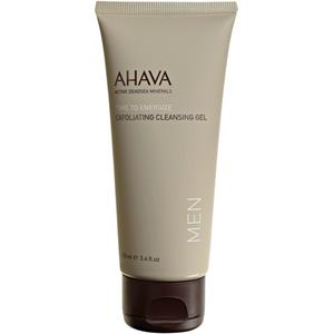 Ahava - Time To Energize Men - Exfoliating Cleansing Gel