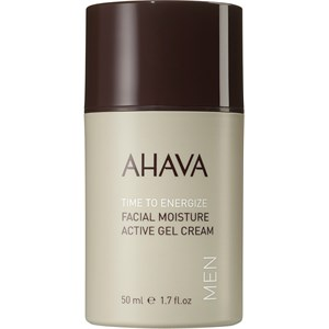 Ahava - Time To Energize Men - Facial Moisture Active Gel Cream