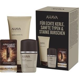 Ahava - Time To Energize Men - Geschenkset
