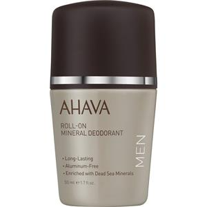 Ahava - Time To Energize Men - Mineral Deodorant Roll-On