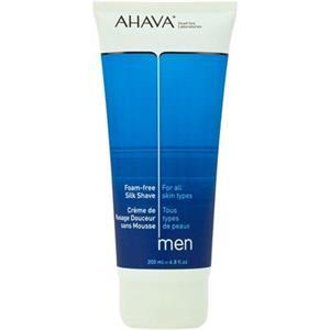 Ahava - Time To Energize Men - Nicht schäumende milde Rasiercreme für alle Hauttypen
