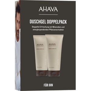 Ahava - Time To Energize Men - Duschgel Doppelpack