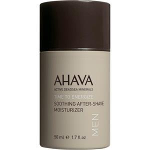 Ahava - Time To Energize Men - Soothing After-Shave Moisturiser