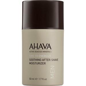 Ahava - Time To Energize Men - Soothing After-Shave Moisturizer