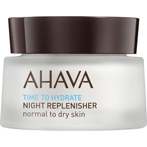 Ahava - Time To Hydrate - Night Replenisher