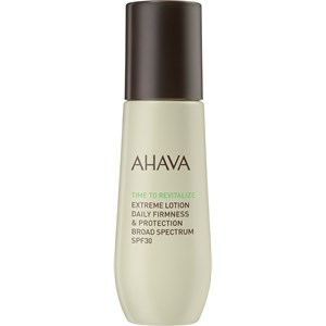 Ahava - Time To Revitalize - Extreme Lotion Daily Firmness & Protection Broad Spectrum SPF 30