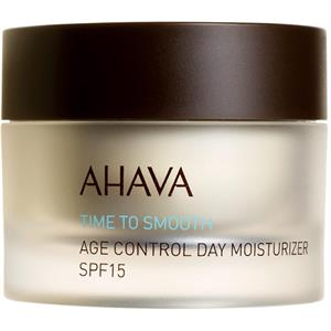 Ahava - Time To Smooth - Age Control All Day Moisturiser SPF 15