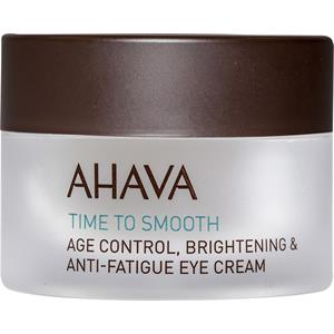 Ahava - Time To Smooth - Age Control Brightening & Anti-Fatigue Eye Cream