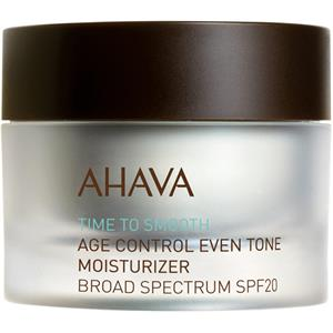 Ahava - Time To Smooth - Age Control Even Tone Moisturiser Broad Spectrum SPF 20