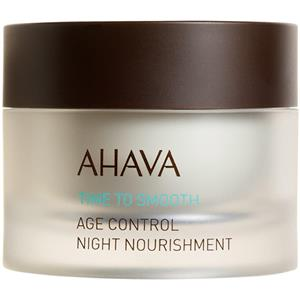 Ahava - Time To Smooth - Age Control Night Nourishment