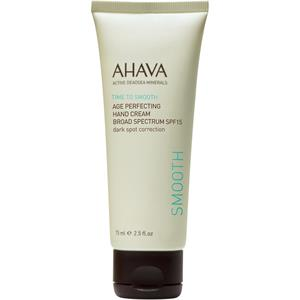 ahava-gesichtspflege-time-to-smooth-age-perfecting-hand-cream-spf-15-75-ml