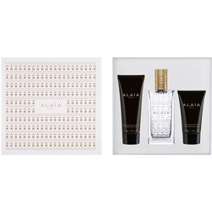 Image of Alaïa Damendüfte Alaïa Paris Blanche Geschenkset Eau de Parfum Spray 50 ml + Body Lotion 50 ml + Shower Gel 50 ml 1 Stk.