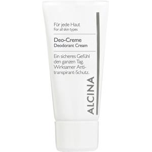 Alcina - All skin types. - Deodorant Cream