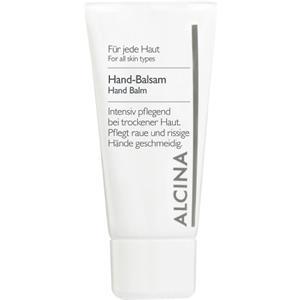 Alcina - Alle Hauttypen - Hand-Balsam