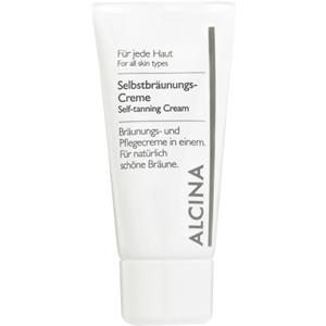 Alcina - All skin types. - Self-tanning cream