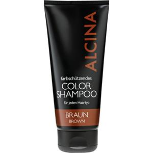 Alcina - Color-Shampoo - Color-Shampoo Braun