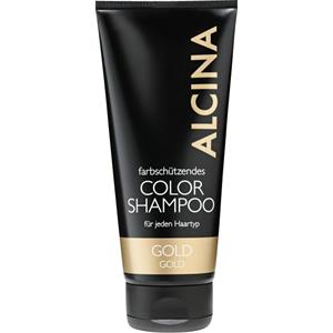Alcina - Color-Shampoo - Color-Shampoo Gold