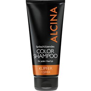 Alcina - Color Shampoo - Colour shampoo copper