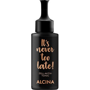 Alcina - Effekt & Pflege - It's Never Too Late! Zell-Aktiv-Tonic