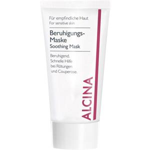 Alcina - Sensitive skin. - Soothing mask